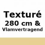 Texturé stof 280 breed