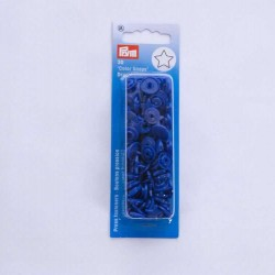 Prym Colorsnaps donkerblauw ster
