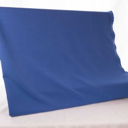 Fijne soepele stretch stof Samantha Palace Blue