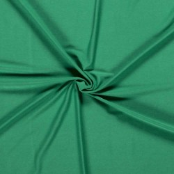 Viscose tricot stof groen